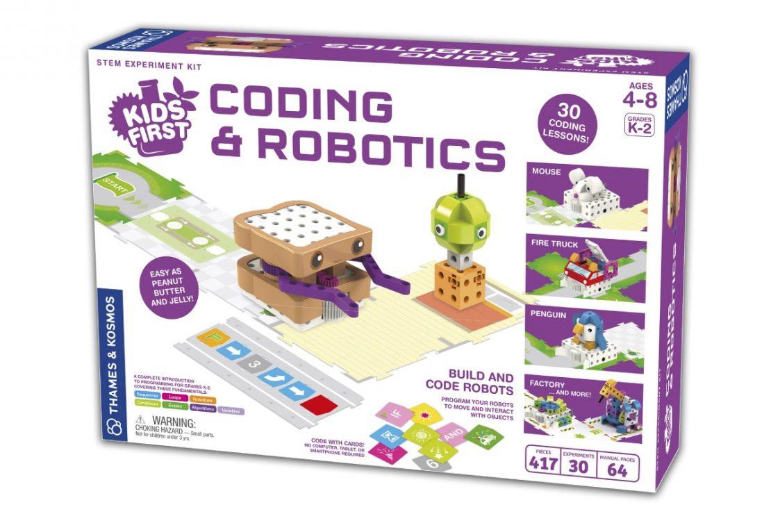 Kids First Coding & Robotics Box