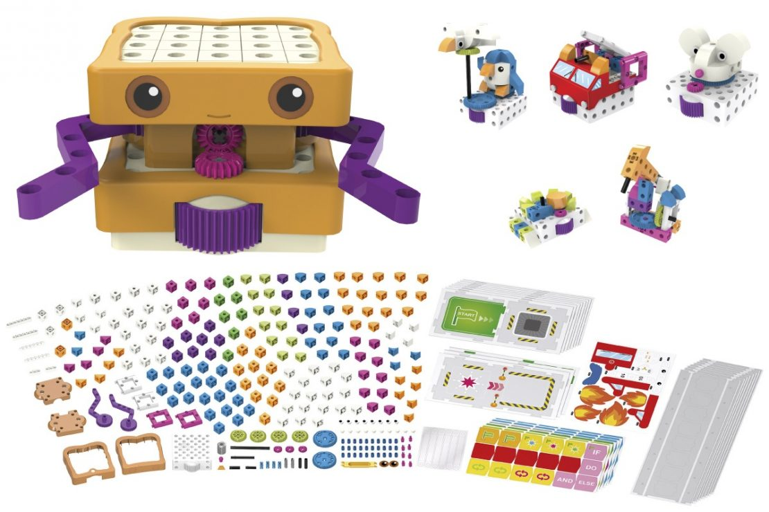 Kids First Coding & Robotics Contents