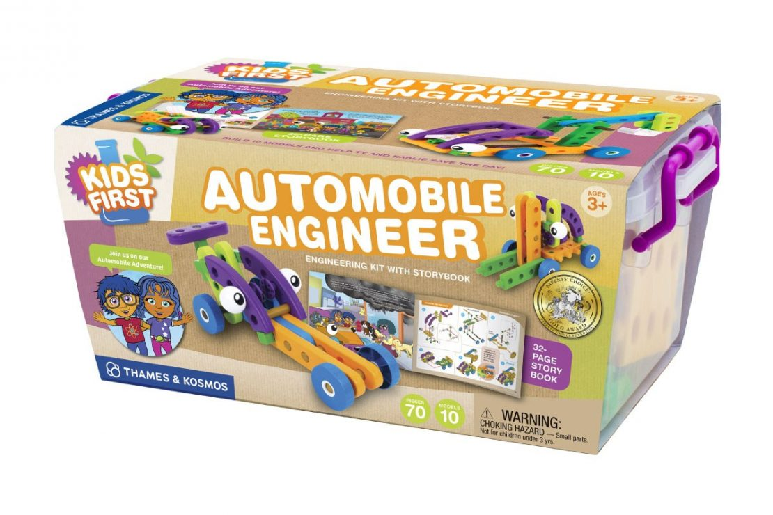 Kids First Automobile Engineer from Thames & Kosmos