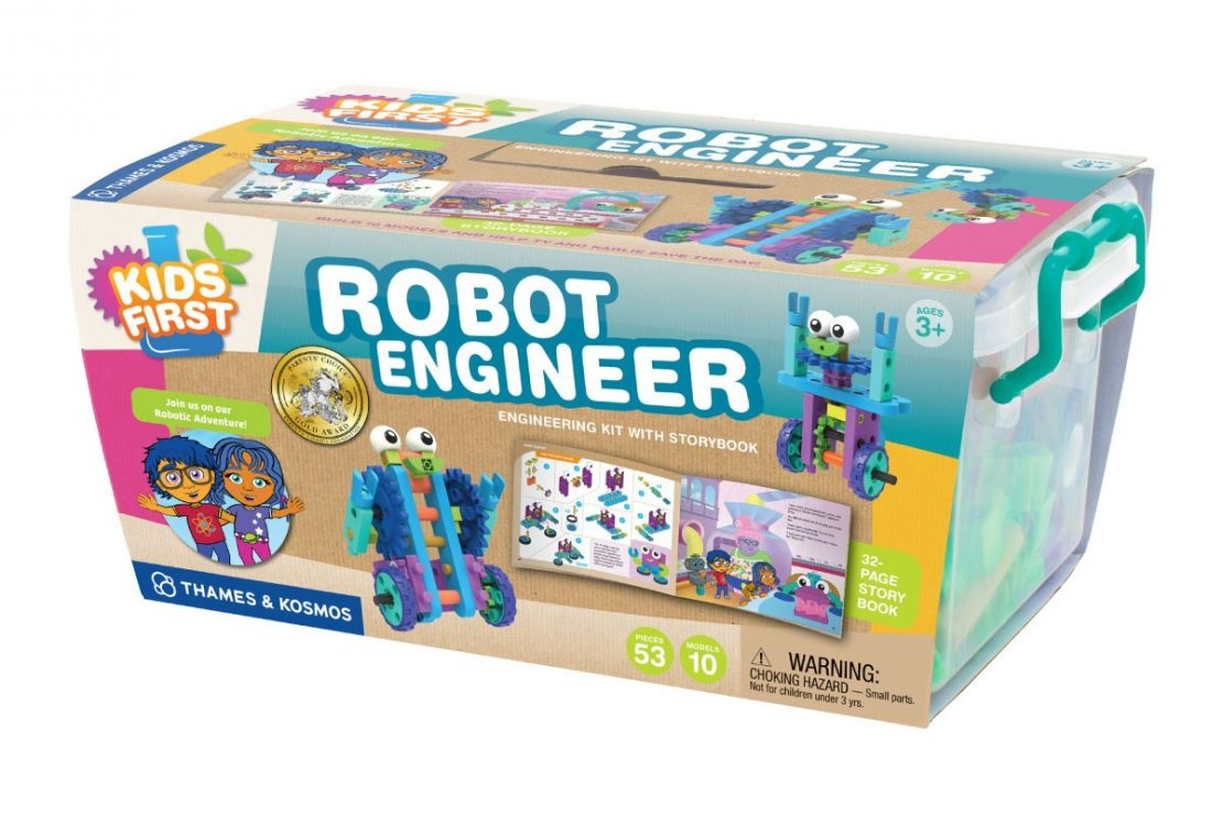 Kids First Robot Engineer from Thames & Kosmos