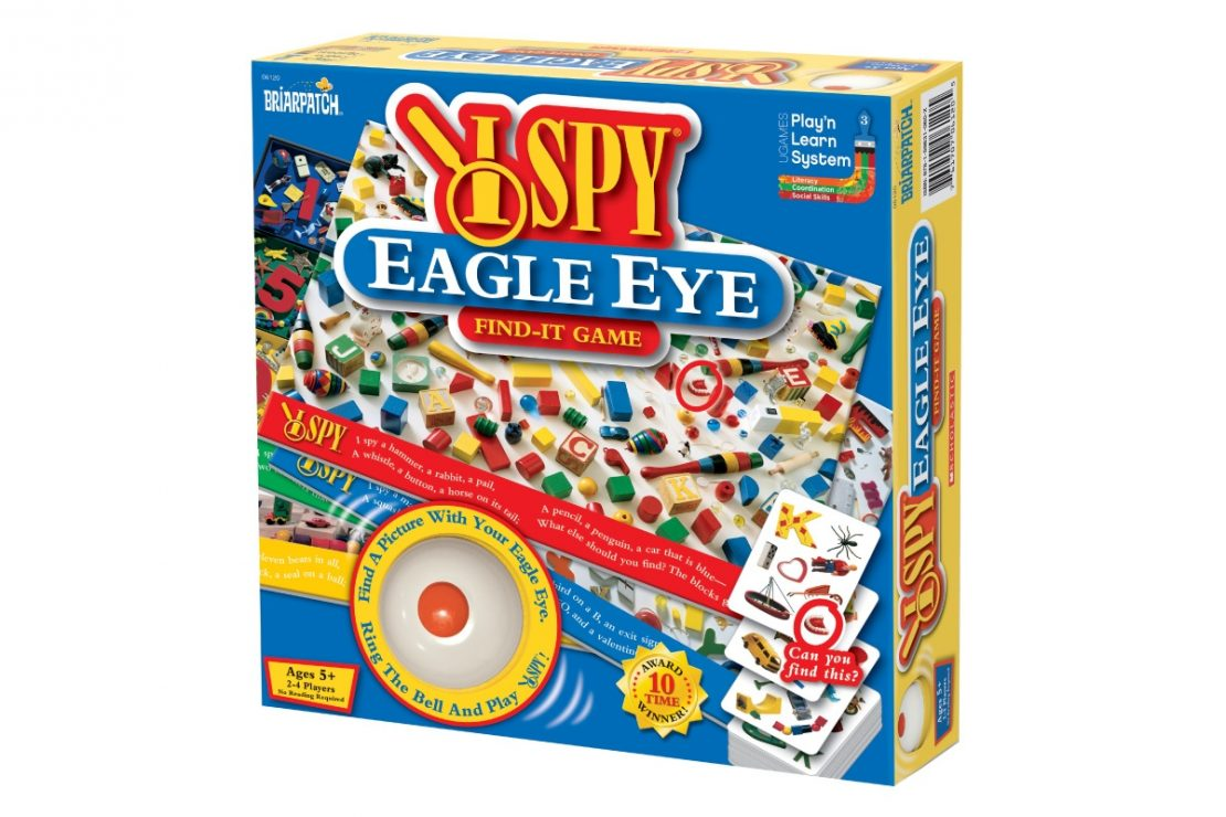 I Spy Eagle Eye from Briarpatch