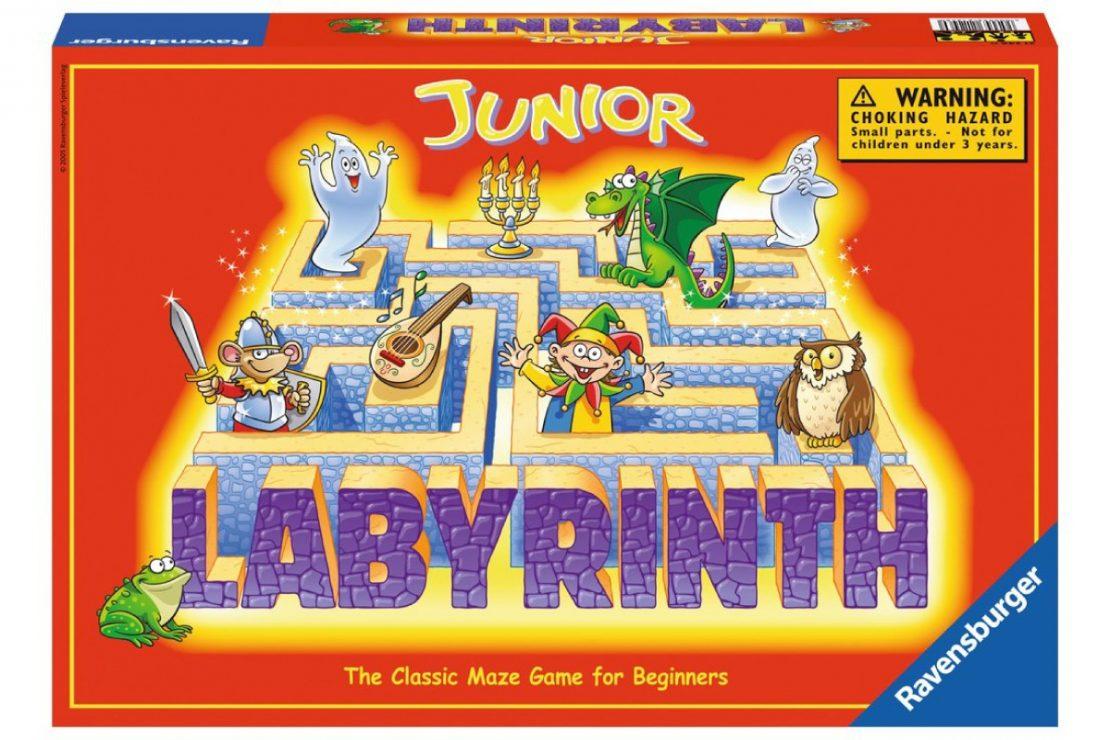 Junior Labyrinth from Ravensburger