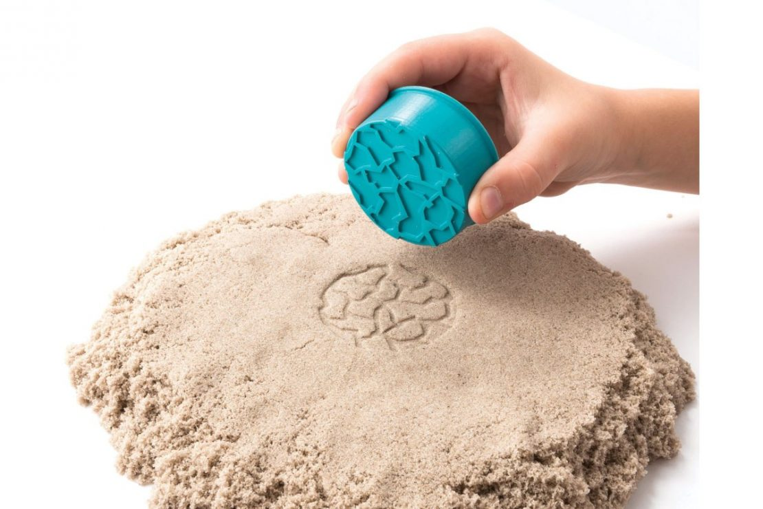 Kinetic Sand Folding Sand Box from Spin Master