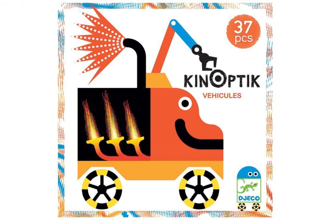 Djeco Kinoptik Vehicles