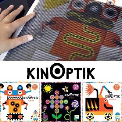 Kinoptik Kits from Djeco