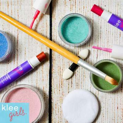 Klee Girls 100% Natural Mineral Makeup