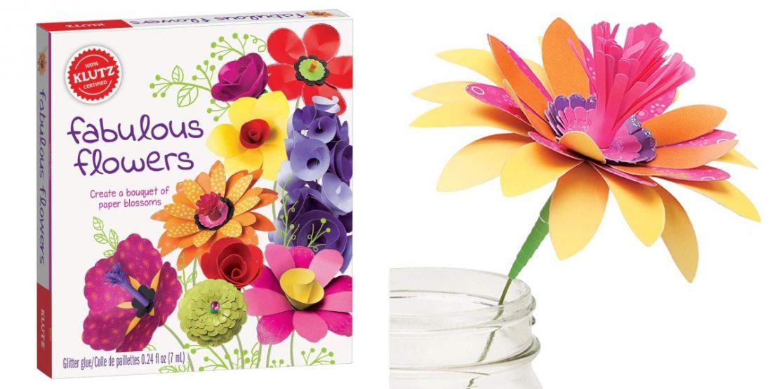Fabulous Flowers from Klutz