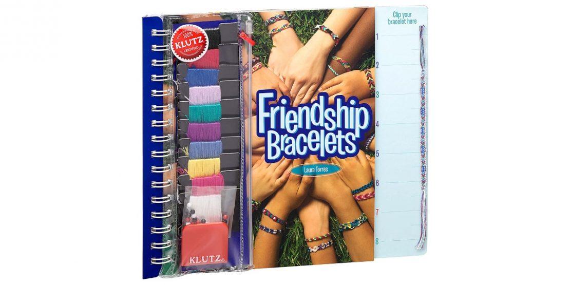 Friendship Bracelets from Klutz
