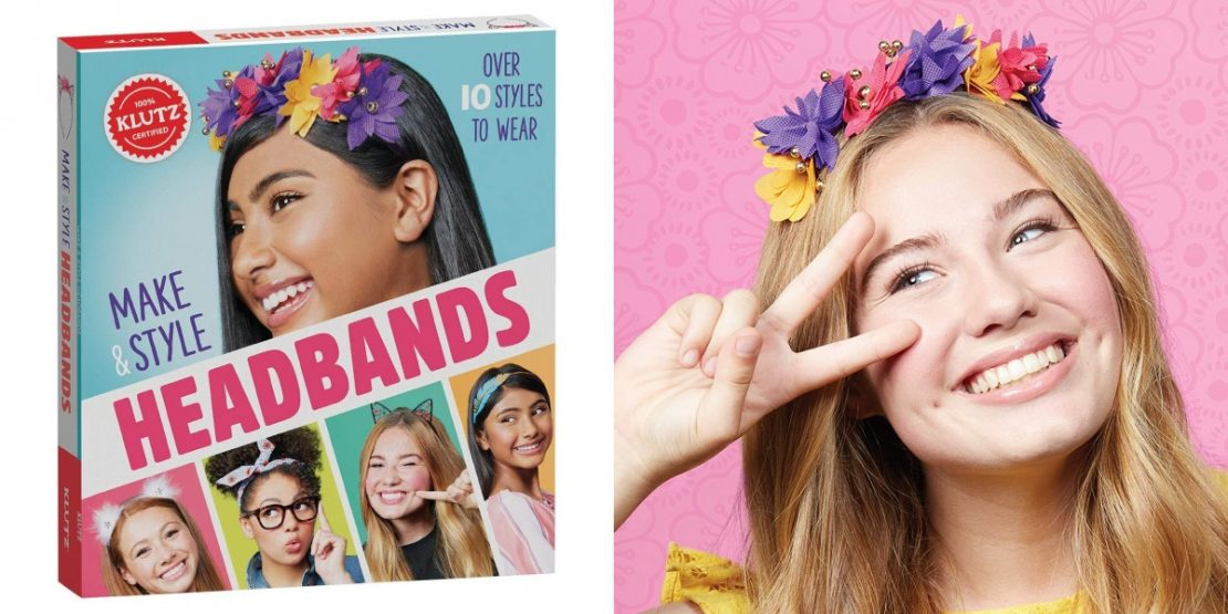 Make & Style Headbands from Klutz