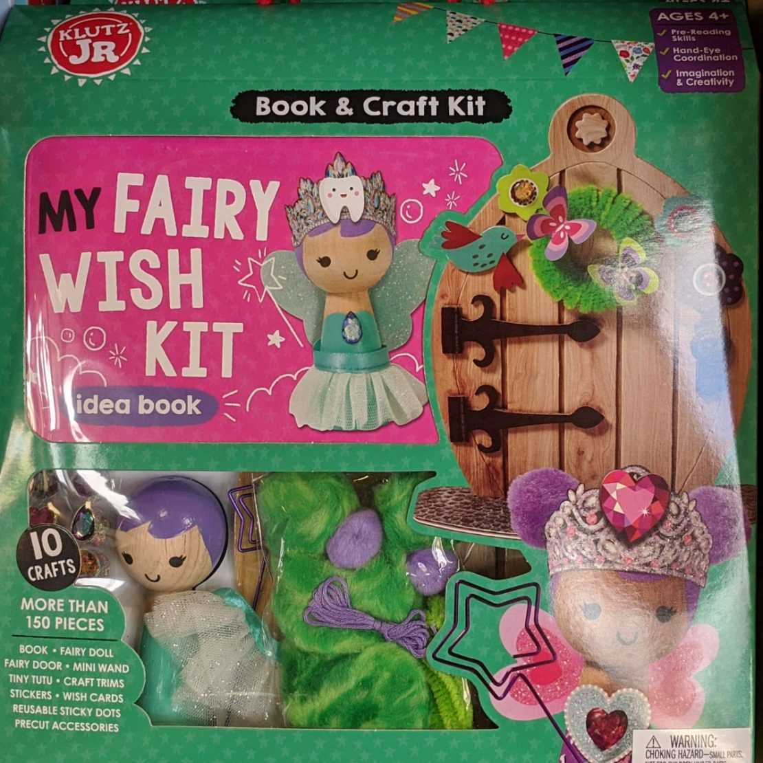 My Fairy Wish Kit from Klutz Jr