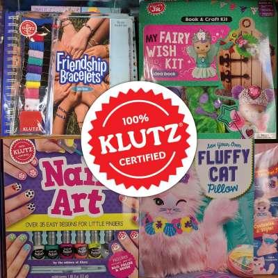 Klutz & Klutz Jr Kits