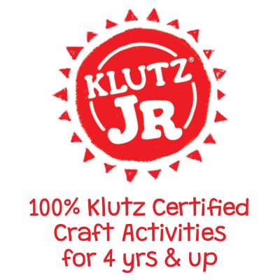 Klutz Jr Craft Kits for 4 yrs & up