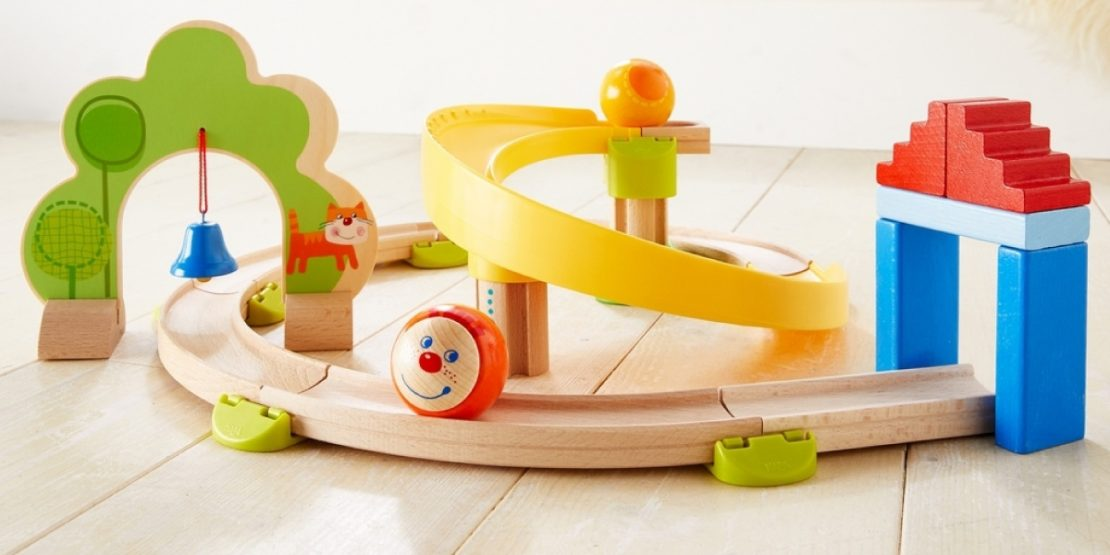 Kullerbu Spiral Ball Track