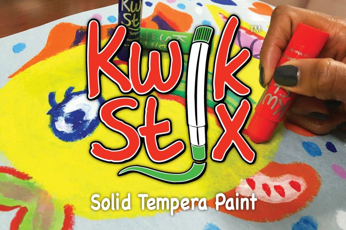 Kwik Stix Art Supplies