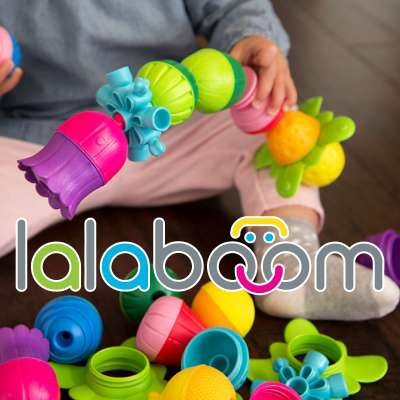 Lalaboom Snap Beads