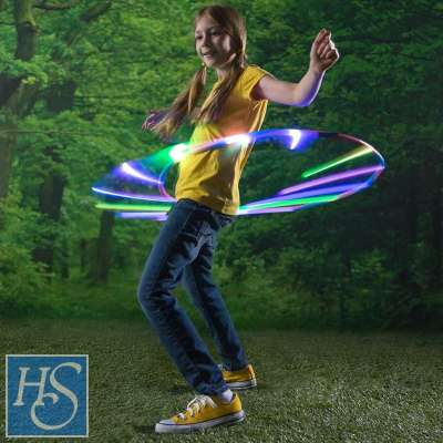 LED Hip Hoop from Hearthsong