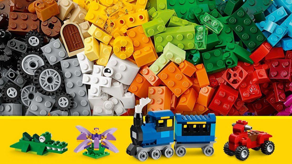 Lego Classic 10696 Examples