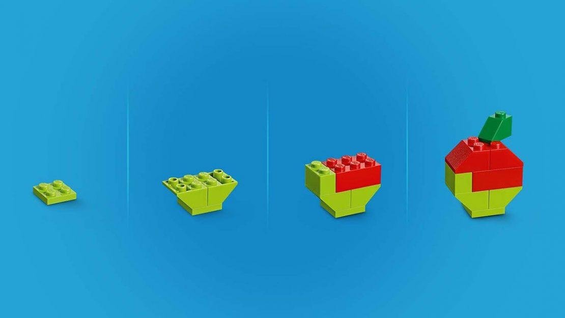 Lego Classic Apple