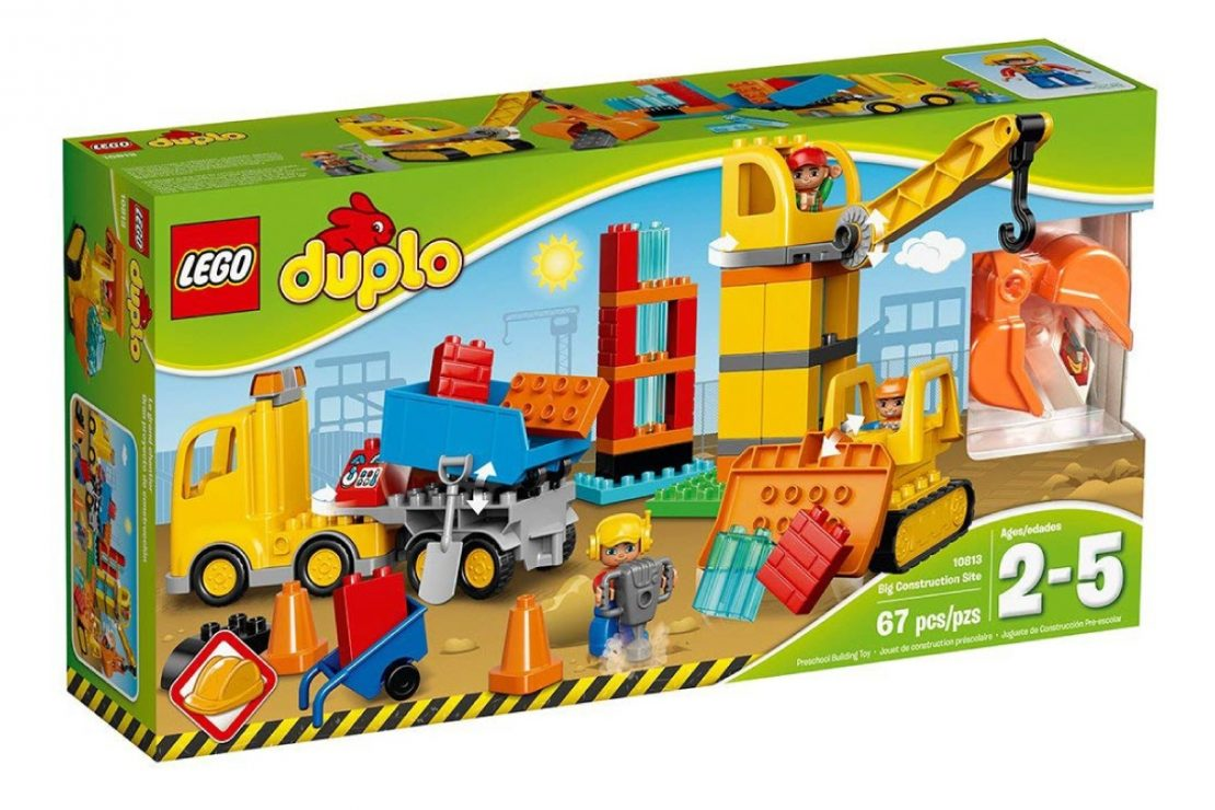 DUPLO Big Construction Site #10813