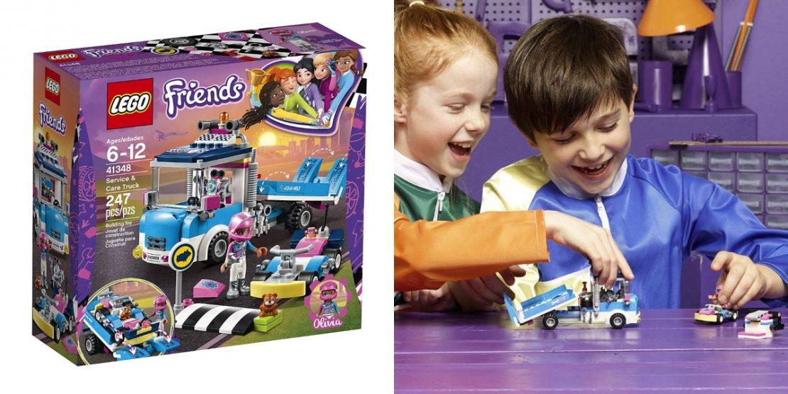 LEGO Friends Service & Care Truck