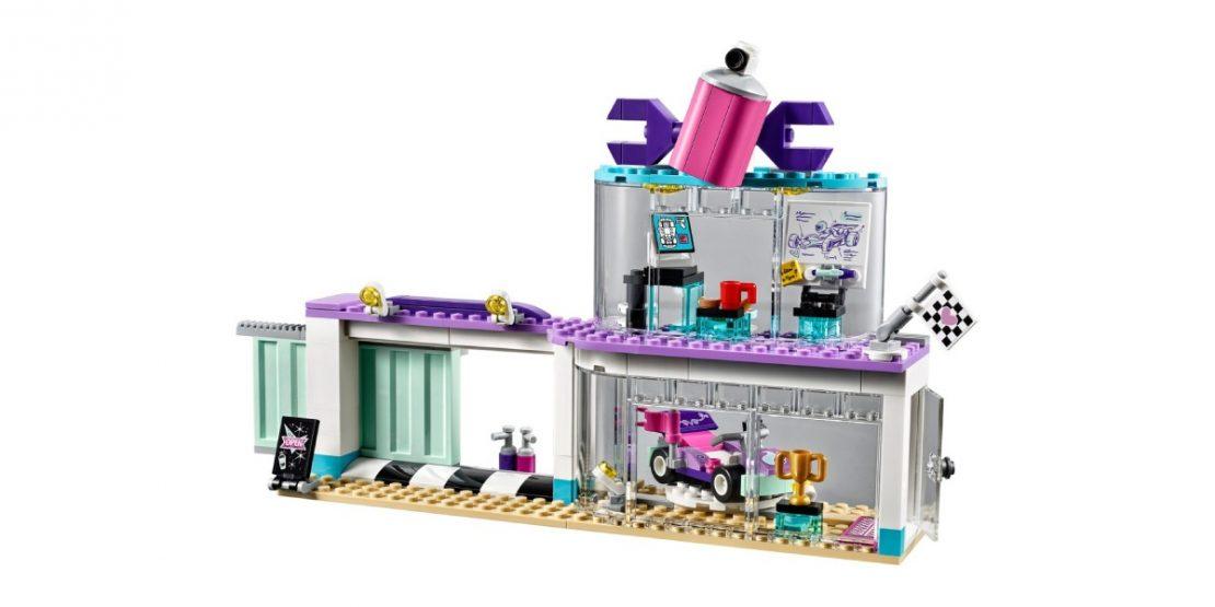 LEGO Friends Creative Tuning Shop