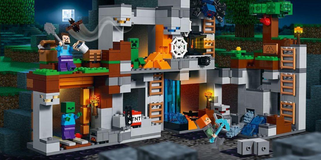 LEGO Minecraft Bedrock Adventures #21147