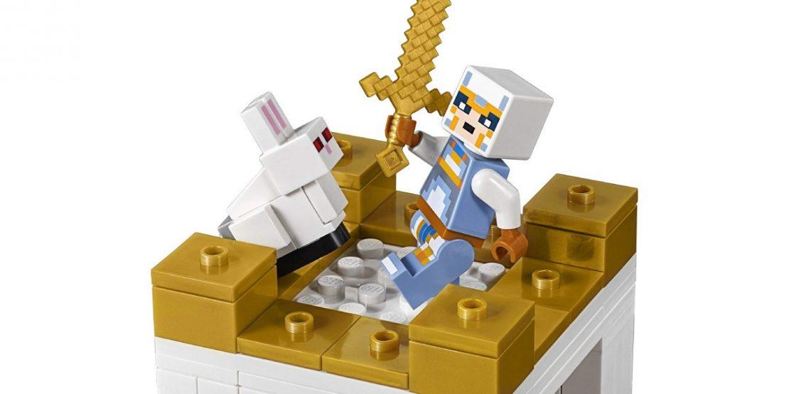 LEGO Minecraft Skull Arena #21145