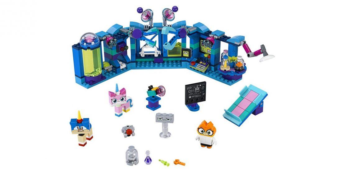 LEGO Unikitty Dr. Fox Laboratory #41454