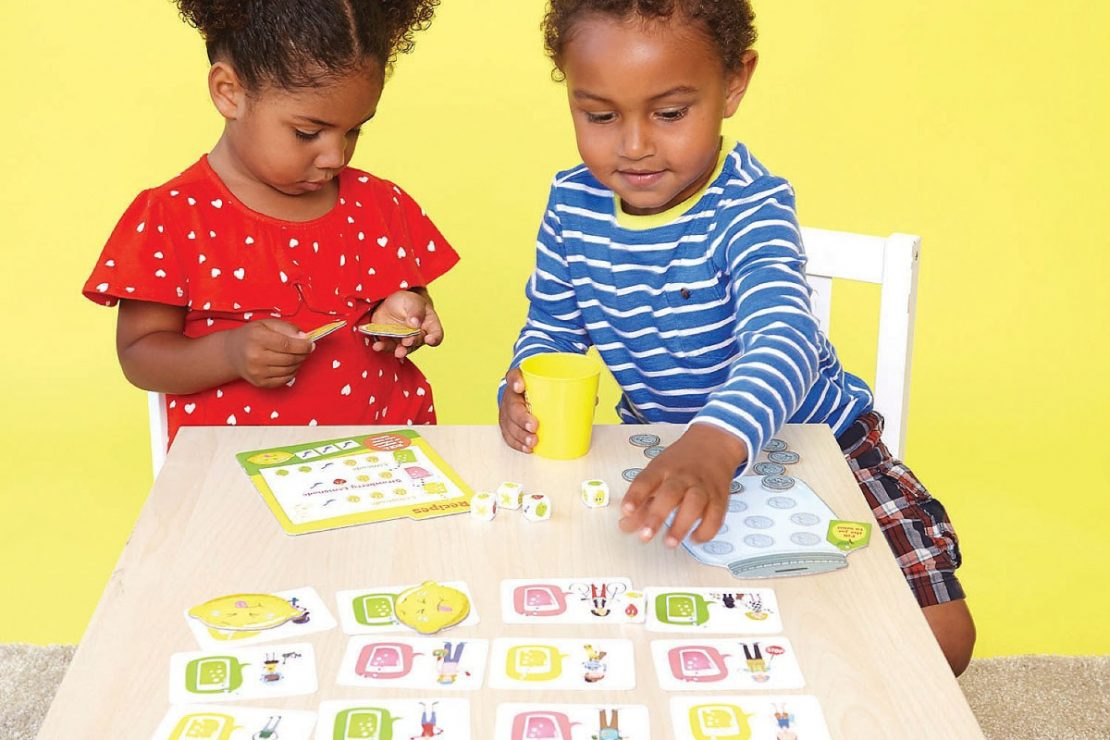 Lemonade Shake Up Cooperative Game from Peaceable Kingdom