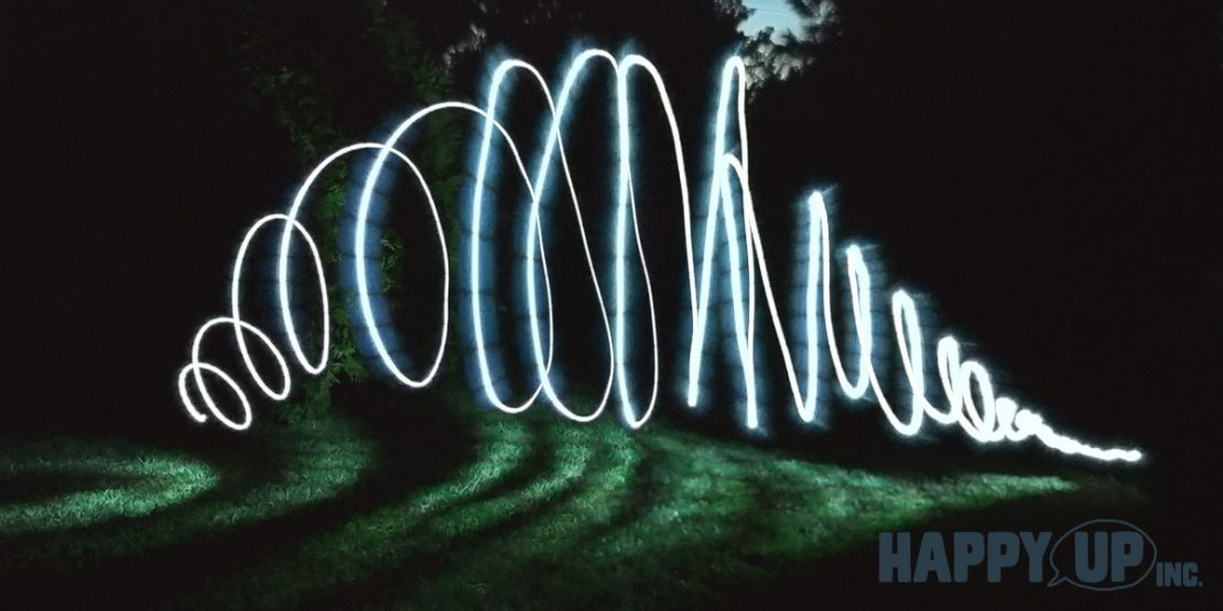 Light Painting Loops