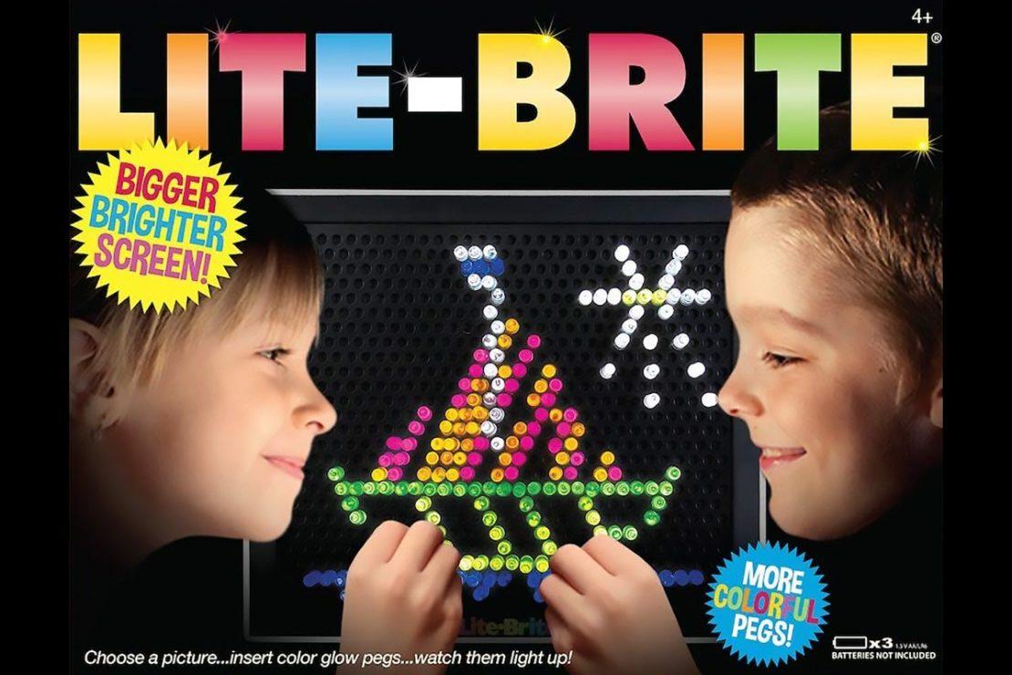 Lite-Brite from Big Fun