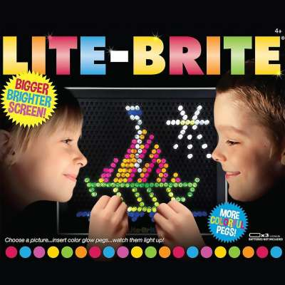 Lite-Brite from Big Fun