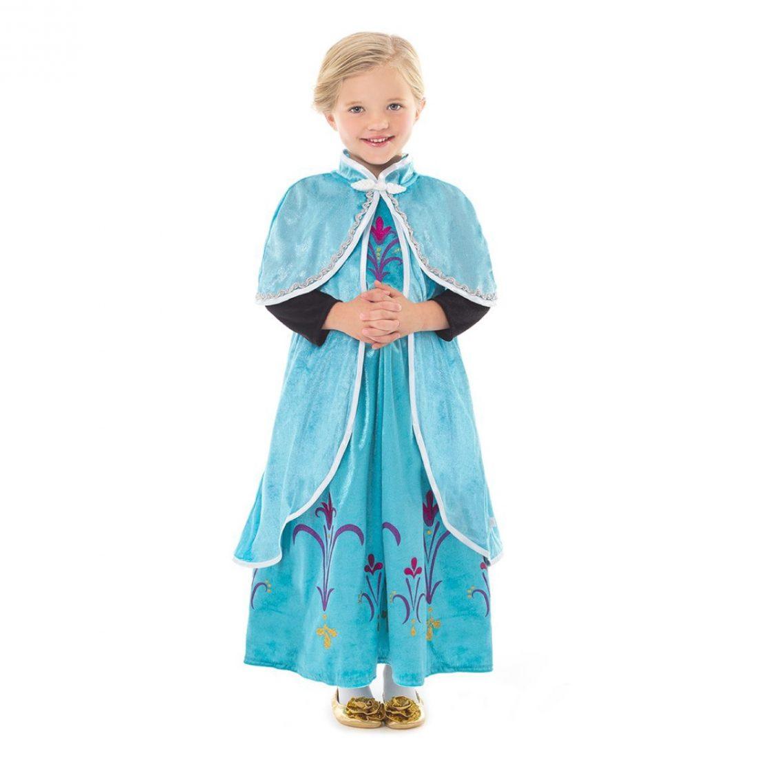 Little Adventures Scandinavian Ice Princess Cloak