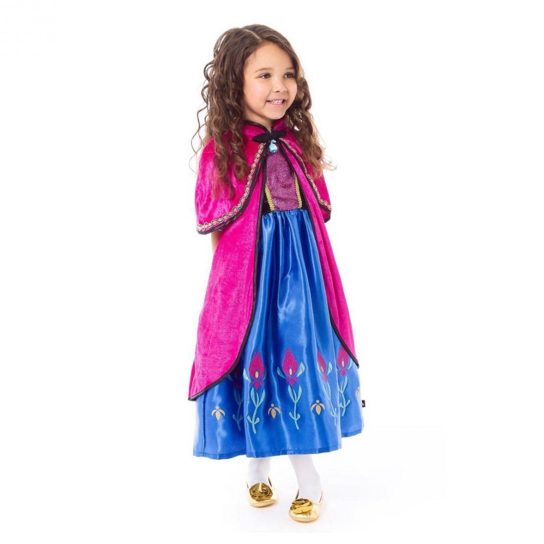Little Adventures Scandinavian Princess Cloak