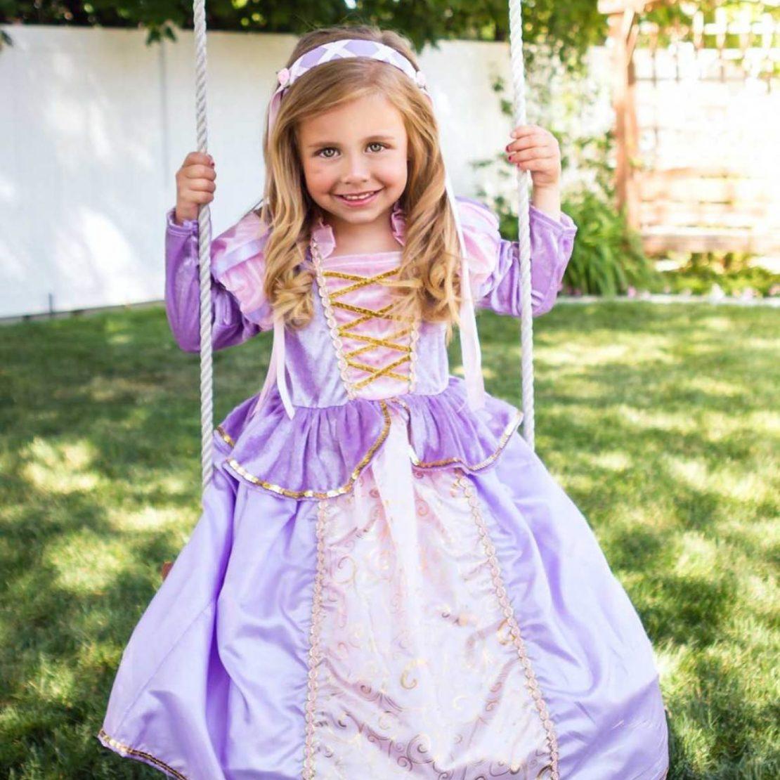 Little Adventures Rapunzel Dress