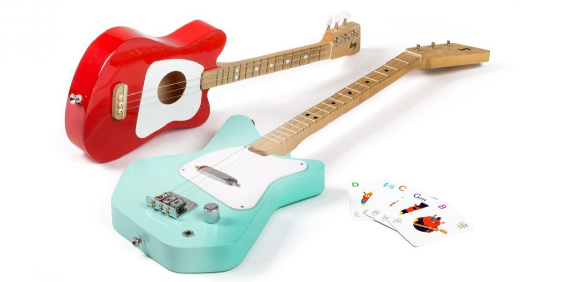 Loog Acoustic and Electric