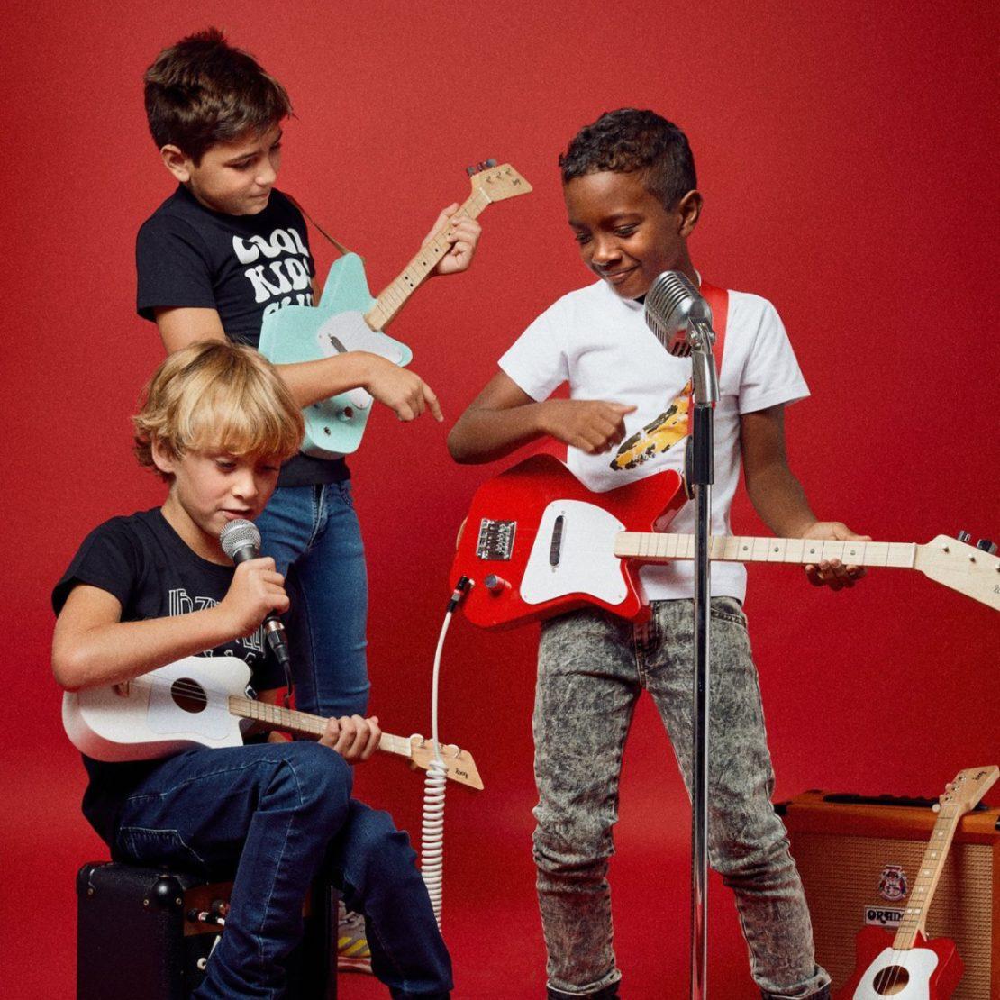 Loog Guitars - Learn to Play