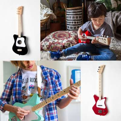 Loog Guitars - Kid's Guitars Reimagined