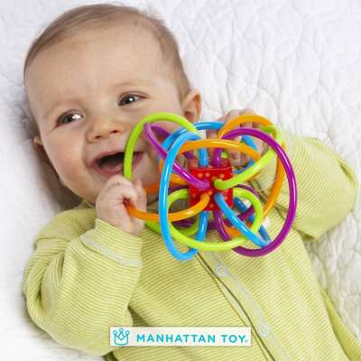 Teethers from Manhattan Toy