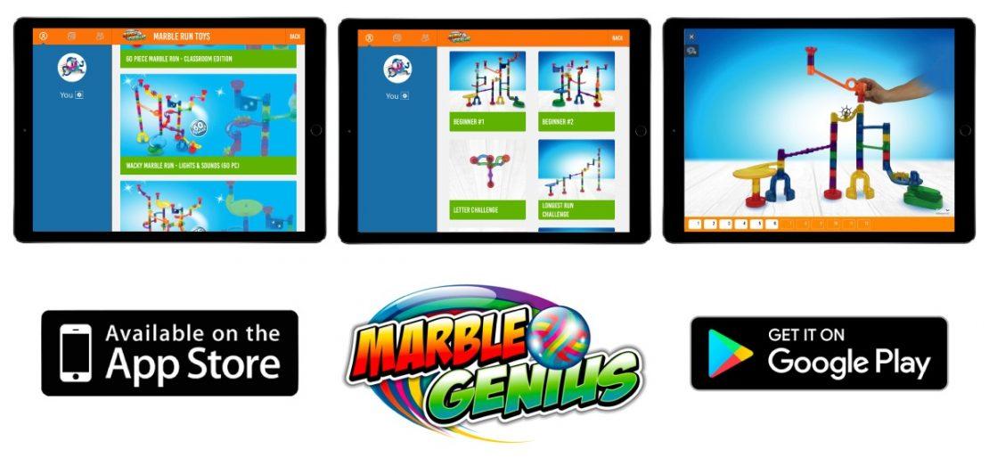 Mb marble genius app