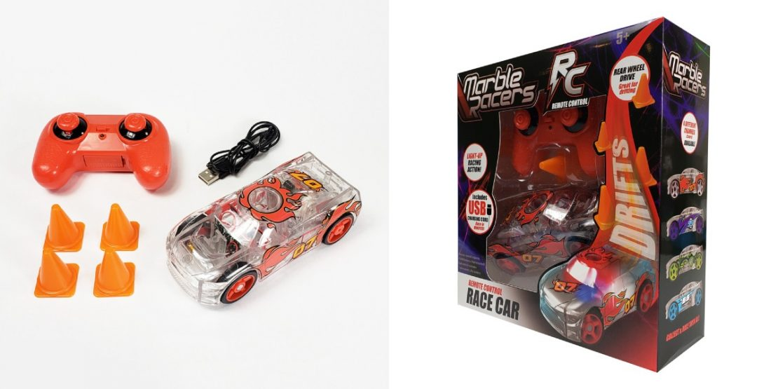 Marble Racers Remote Control Cars