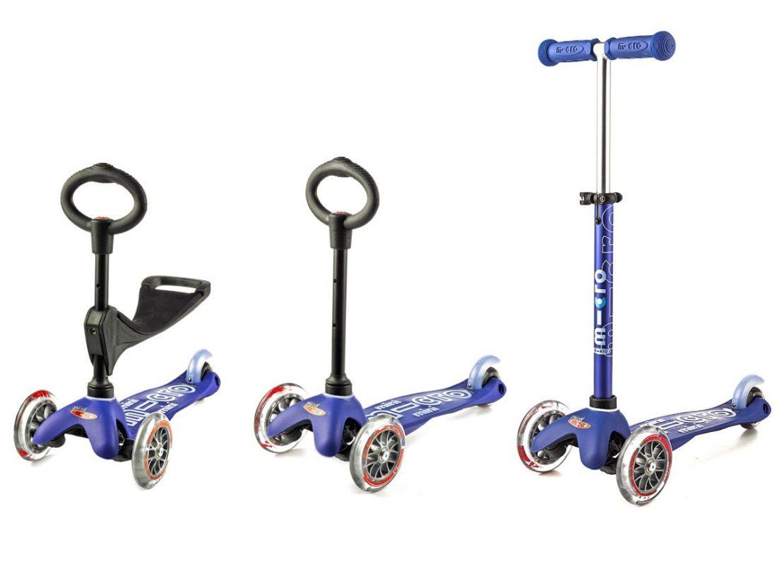 Micro Kickboard 3 in 1 Scooter