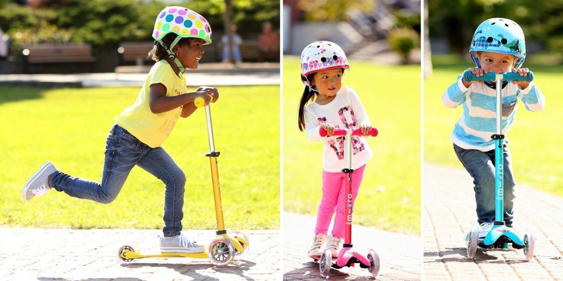 Micro Kickboard Mini Kick Kids