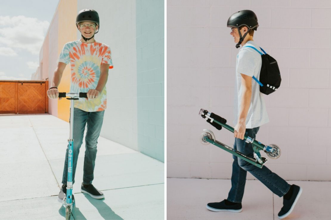 Micro Kickboard Sprite Scooters
