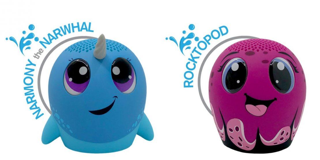 My Audio Pet Splash Narmony Waterproof Bluetooth Portable Speaker