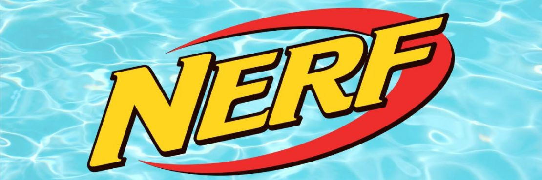 Nerf Super Soakers Water Blasters