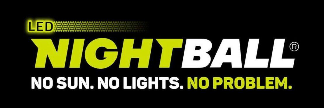 NightBall: No Sun. No Lights. No Problem.
