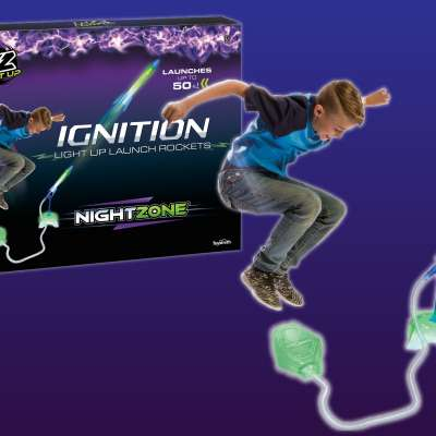 Ignition Light Up Rockets from Nightzone