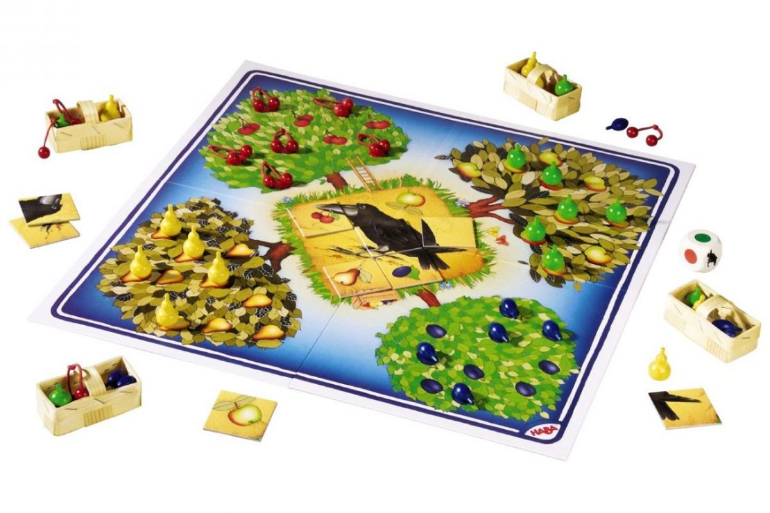 Orchard Cooperative Game from Haba