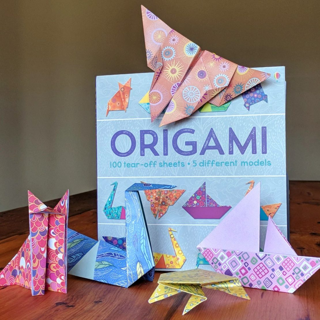 Origami by Anni Betts Book & Papers